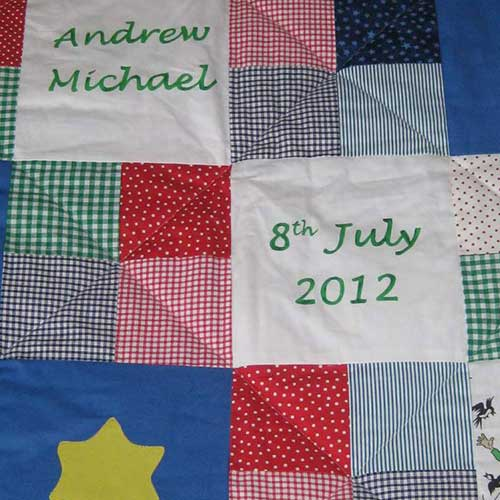 Nursery Rhymes Quilt