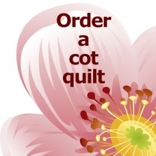 Custom-made Cot Quilt